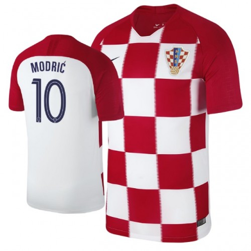 2b397ace6b2 ... where can i buy croatia 2018 world cup luka modric 10 jersey red 7f5e0  3c510