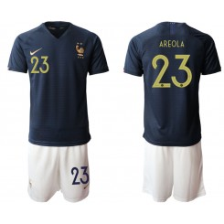 2019/20 France 23 AREOLA Home Authentic Soccer Jersey