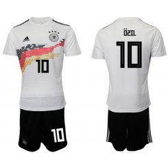 2019/20 Germany 10 OSIL Home Replica Soccer Jersey