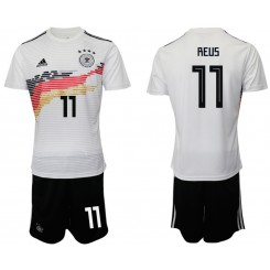 2019/20 Germany 11 REUS Home Authentic Soccer Jersey