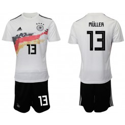 2019/20 Germany 13 MULLER Home Authentic Soccer Jersey