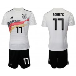 2019/20 Germany 17 BOATENG Home Replica Soccer Jersey