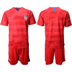 2019/20 USA Away Replica Soccer Jersey