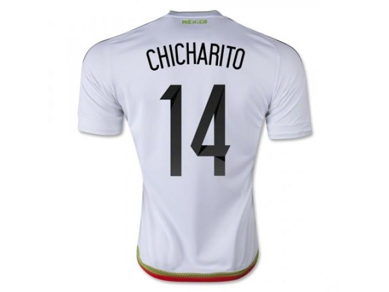 76a3f4cef Mexico National Soccer Team #14 Javier